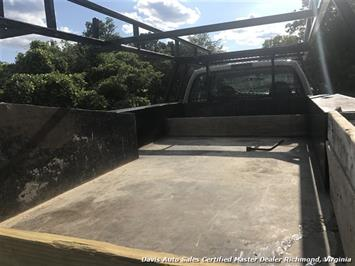 2002 Ford F-450 Super Duty XL 7.3 Diesel 4X4 Dually Commercial Crew Cab Flat Bed - Photo 6 - Richmond, VA 23237