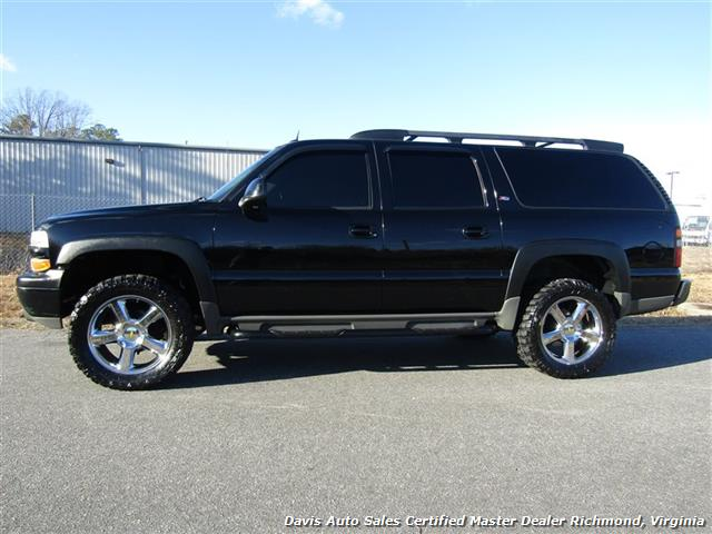 2005 chevrolet suburban 1500 z71 ltz edition 4x4 fully loaded. Black Bedroom Furniture Sets. Home Design Ideas