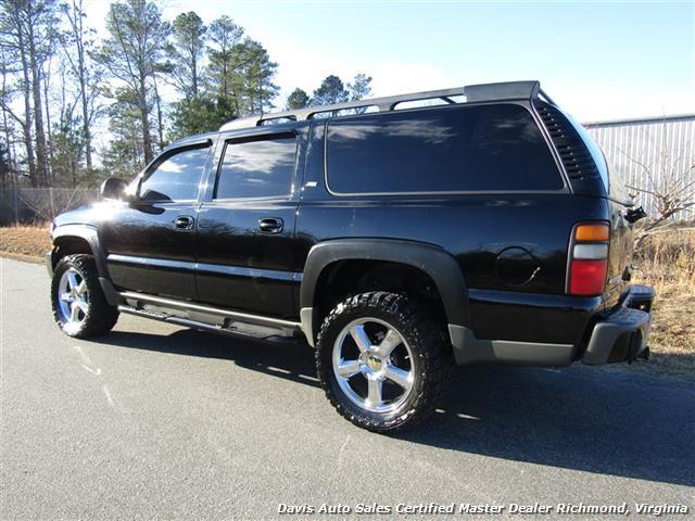 2005 Chevrolet Suburban 1500 Z71 LTZ Edition 4X4 Fully Loaded - Photo 3 - Richmond, VA 23237
