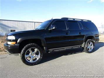 2005 Chevrolet Suburban 1500 Z71 LTZ Edition 4X4 Fully Loaded SUV