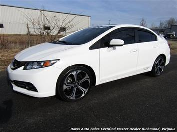 2014 Honda Civic Si Sport Manual Sedan