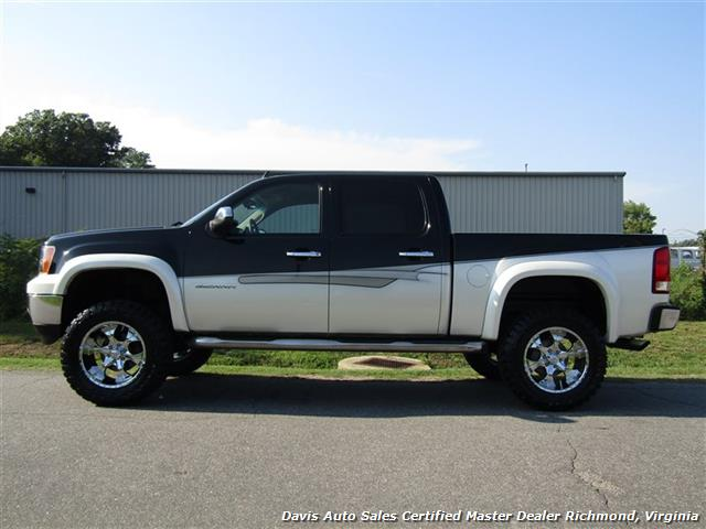 2011 GMC Sierra 1500 SLE Factory Lifted Southern Comfort Conversion 4X4 - Photo 2 - Richmond, VA 23237