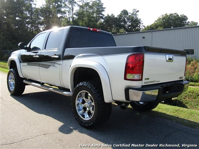 2011 GMC Sierra 1500 SLE Factory Lifted Southern Comfort Conversion 4X4 - Photo 3 - Richmond, VA 23237