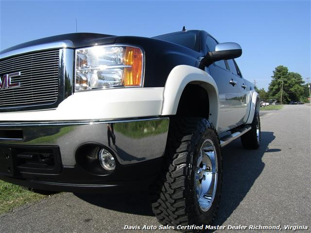 2011 GMC Sierra 1500 SLE Factory Lifted Southern Comfort Conversion 4X4 - Photo 25 - Richmond, VA 23237