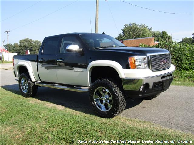 2011 GMC Sierra 1500 SLE Factory Lifted Southern Comfort Conversion 4X4 - Photo 13 - Richmond, VA 23237