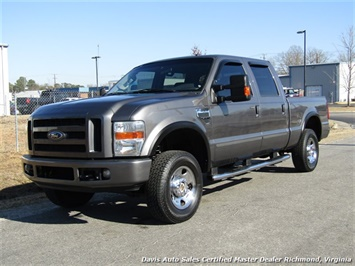 2008 Ford F-250 Super Duty XLT FX4 4X4 Crew Cab Short Bed Truck
