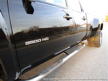 2013 Chevrolet Silverado 3500 LT 6.6 Duramax Turbo Diesel 4X4 Dually Crew Cab LB - Photo 30 - Richmond, VA 23237