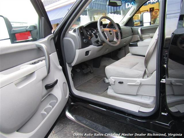 2013 Chevrolet Silverado 3500 LT 6.6 Duramax Turbo Diesel 4X4 Dually Crew Cab LB - Photo 36 - Richmond, VA 23237