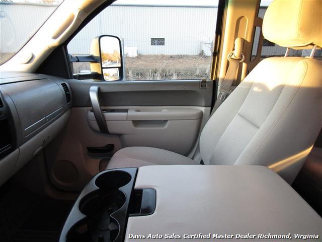 2013 Chevrolet Silverado 3500 LT 6.6 Duramax Turbo Diesel 4X4 Dually Crew Cab LB - Photo 8 - Richmond, VA 23237