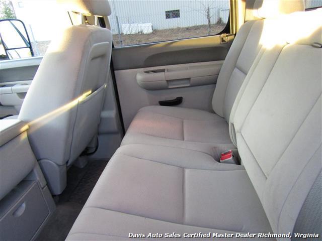 2013 Chevrolet Silverado 3500 LT 6.6 Duramax Turbo Diesel 4X4 Dually Crew Cab LB - Photo 9 - Richmond, VA 23237
