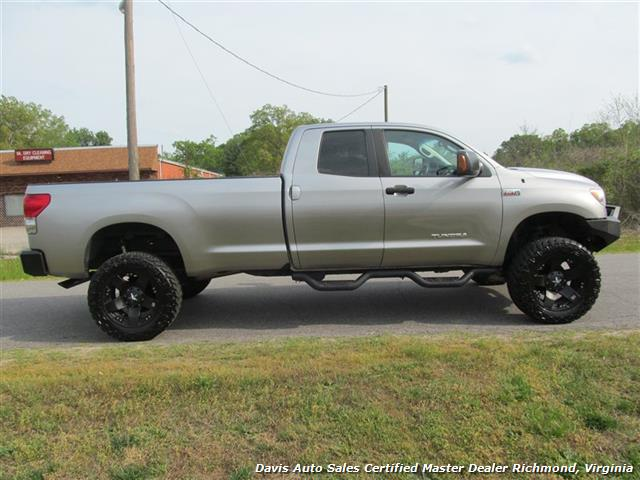 2008 Toyota Tundra Sr5 4x4 Double Crew Cab Long Bed