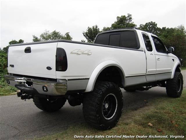 2000 Ford F-150 Lariat Lifted 4X4 Extended Cab Long Bed - Photo 9 - Richmond, VA 23237