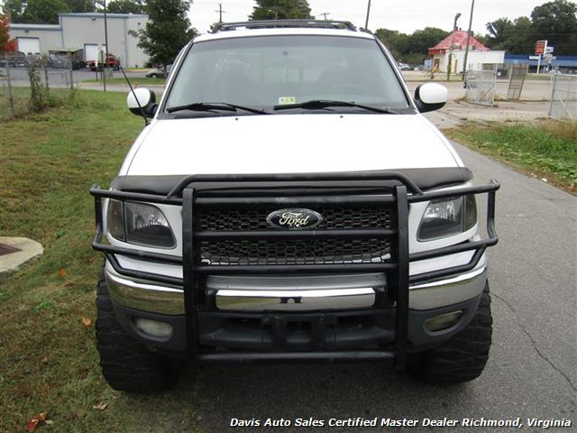 2000 ford f 150 lariat lifted 4x4 extended cab long bed. Black Bedroom Furniture Sets. Home Design Ideas