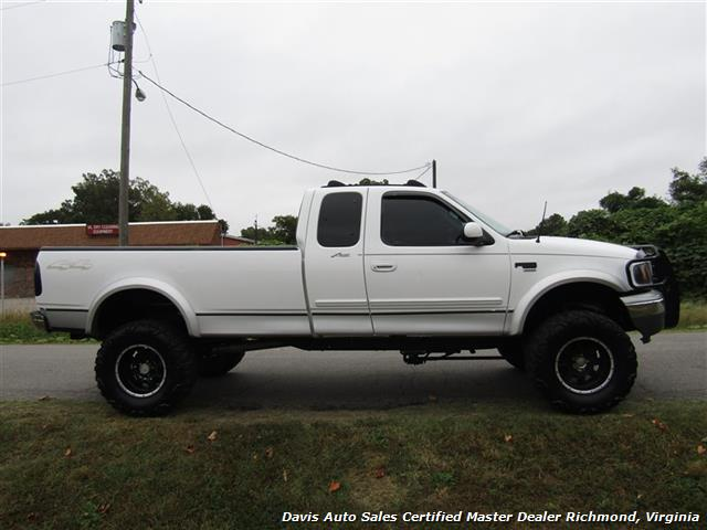2000 Ford F-150 Lariat Lifted 4X4 Extended Cab Long Bed - Photo 10 - Richmond, VA 23237