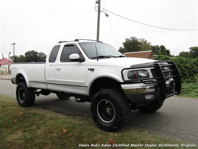 2000 Ford F-150 Lariat Lifted 4X4 Extended Cab Long Bed - Photo 11 - Richmond, VA 23237