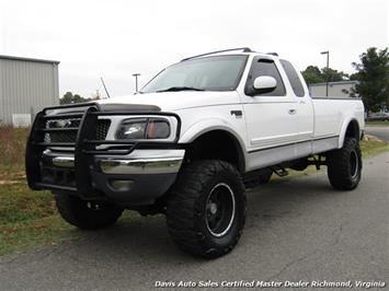 2000 Ford F-150 Lariat Lifted 4X4 Extended Cab Long Bed Truck