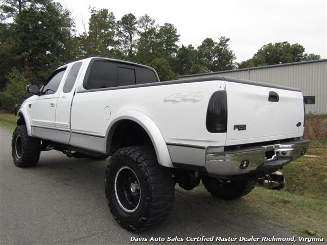 2000 Ford F-150 Lariat Lifted 4X4 Extended Cab Long Bed - Photo 3 - Richmond, VA 23237