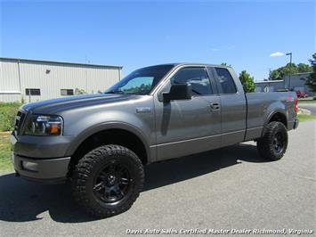2005 Ford F-150 FX4 Off Road Lifted 4X4 SuperCab Short Bed Truck