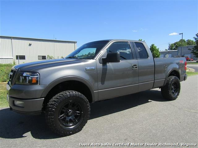 2005 Ford F 150 Fx4 Off Road Lifted 4x4 Supercab Short Bed