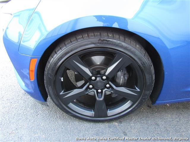 2017 Chevrolet Camaro 2SS V8 Fully Loaded One Owner Sports Car - Photo 30 - Richmond, VA 23237