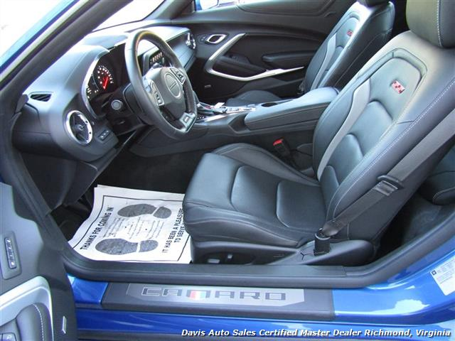 2017 Chevrolet Camaro 2SS V8 Fully Loaded One Owner Sports Car - Photo 3 - Richmond, VA 23237