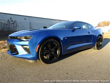 2017 Chevrolet Camaro 2SS V8 Fully Loaded One Owner Sports Car Coupe
