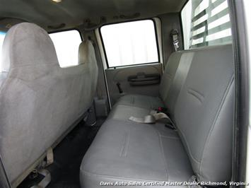 2002 Ford F-450 Super Duty XL 7.3 Diesel Crew Cab 12 Foot Utility Bin Body - Photo 13 - Richmond, VA 23237
