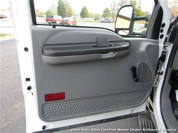 2002 Ford F-450 Super Duty XL 7.3 Diesel Crew Cab 12 Foot Utility Bin Body - Photo 8 - Richmond, VA 23237