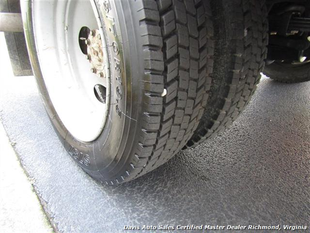 2002 Ford F-450 Super Duty XL 7.3 Diesel Crew Cab 12 Foot Utility Bin Body - Photo 17 - Richmond, VA 23237