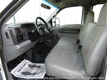 2002 Ford F-450 Super Duty XL 7.3 Diesel Crew Cab 12 Foot Utility Bin Body - Photo 7 - Richmond, VA 23237