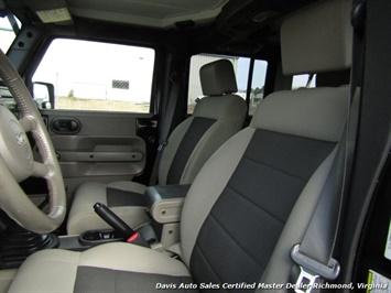 2008 Jeep Wrangler Unlimited X Sport 4X4 Lifted Hard Top - Photo 8 - Richmond, VA 23237