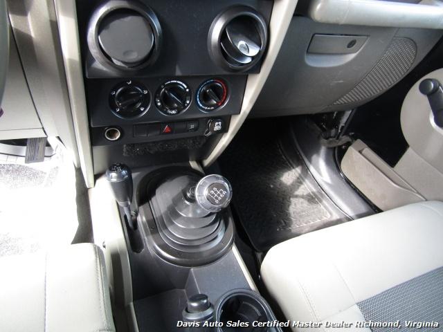 2008 Jeep Wrangler Unlimited X Sport 4X4 Lifted Hard Top - Photo 16 - Richmond, VA 23237