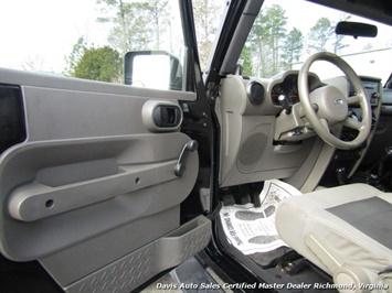 2008 Jeep Wrangler Unlimited X Sport 4X4 Lifted Hard Top - Photo 17 - Richmond, VA 23237