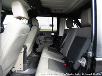 2008 Jeep Wrangler Unlimited X Sport 4X4 Lifted Hard Top - Photo 20 - Richmond, VA 23237