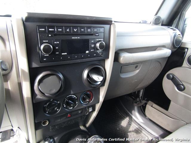 2008 Jeep Wrangler Unlimited X Sport 4X4 Lifted Hard Top - Photo 7 - Richmond, VA 23237