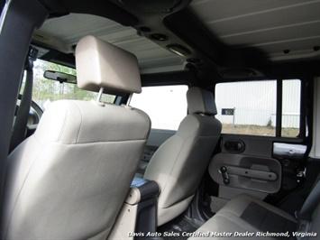2008 Jeep Wrangler Unlimited X Sport 4X4 Lifted Hard Top - Photo 21 - Richmond, VA 23237