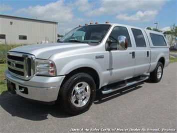 2007 Ford F-250 Super Duty Lariat Crew Cab Short Bed Truck