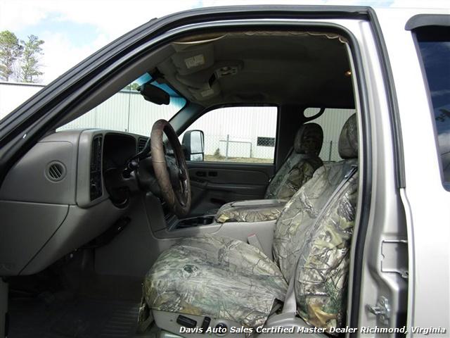 2006 GMC Sierra 3500 HD SLT 6.6 Duramax Diesel 4X4 Crew Cab Long Bed - Photo 19 - Richmond, VA 23237
