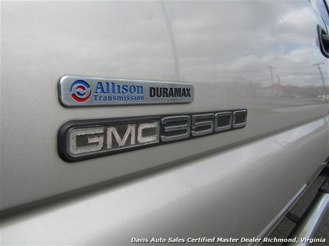 2006 GMC Sierra 3500 HD SLT 6.6 Duramax Diesel 4X4 Crew Cab Long Bed - Photo 18 - Richmond, VA 23237