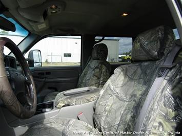 2006 GMC Sierra 3500 HD SLT 6.6 Duramax Diesel 4X4 Crew Cab Long Bed - Photo 8 - Richmond, VA 23237
