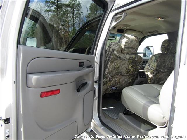 2006 GMC Sierra 3500 HD SLT 6.6 Duramax Diesel 4X4 Crew Cab Long Bed - Photo 21 - Richmond, VA 23237