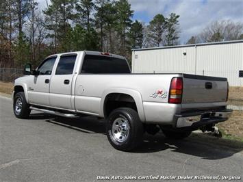 2006 GMC Sierra 3500 HD SLT 6.6 Duramax Diesel 4X4 Crew Cab Long Bed - Photo 3 - Richmond, VA 23237