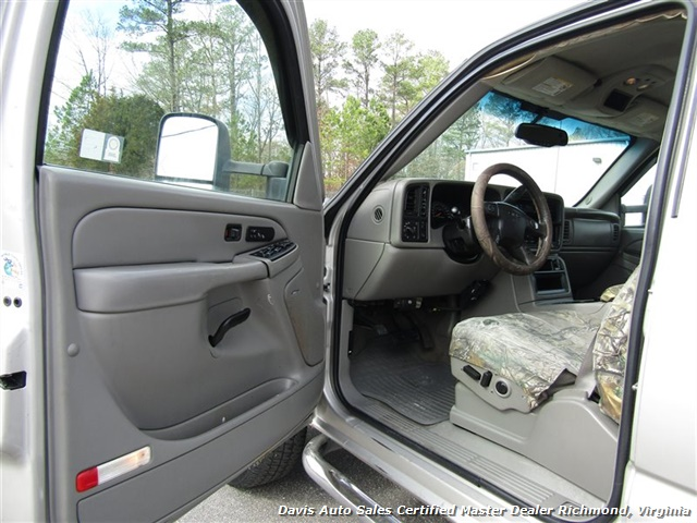 2006 GMC Sierra 3500 HD SLT 6.6 Duramax Diesel 4X4 Crew Cab Long Bed - Photo 5 - Richmond, VA 23237