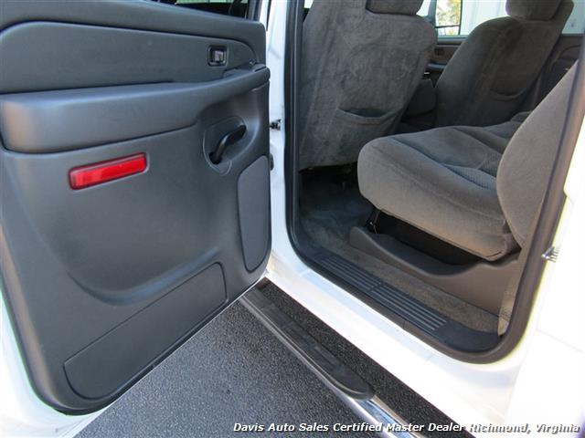 2007 Chevrolet Silverado 3500 Classic LS 6.6 Duramax Diesel Dually 4X4 Crew Cab Long Bed - Photo 7 - Richmond, VA 23237