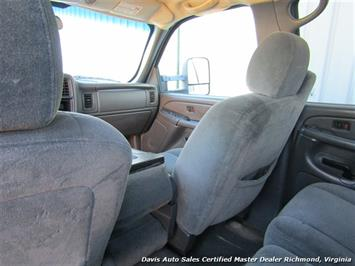 2007 Chevrolet Silverado 3500 Classic LS 6.6 Duramax Diesel Dually 4X4 Crew Cab Long Bed - Photo 6 - Richmond, VA 23237
