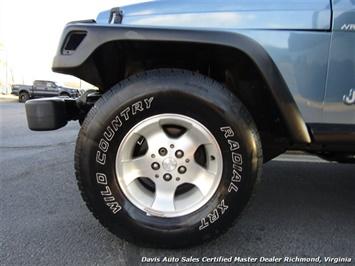 1999 Jeep Wrangler Sport SE 4X4 Manual Soft Top Off Road 4 Cylinder - Photo 9 - Richmond, VA 23237
