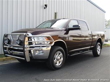 2014 Dodge Ram 2500 HD Big Horn Cummins Diesel 4X4 Crew Cab Short Bed Truck