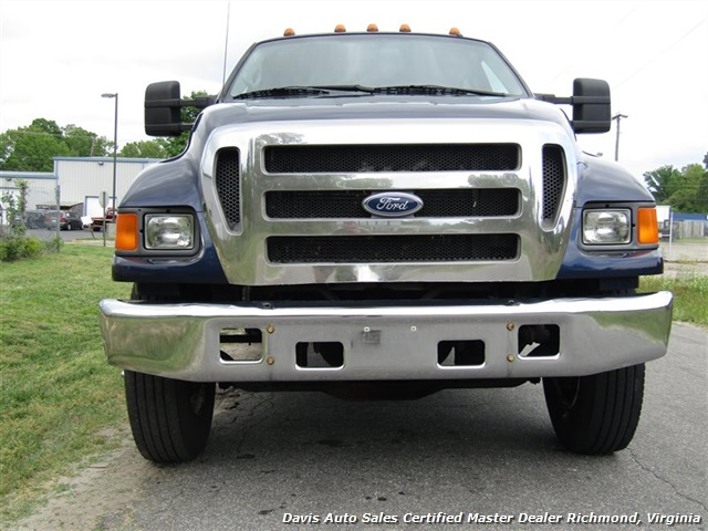 2000 ford f 650 super duty lariat 7 3 diesel dually crew. Black Bedroom Furniture Sets. Home Design Ideas