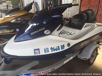 2005 Sea-Doo GTX Jet Ski W/ Reverse