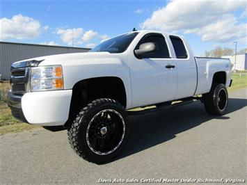 2007 Chevrolet Silverado 1500 LT Z71 Lifted 4X4 Extended Cab Short Bed Truck